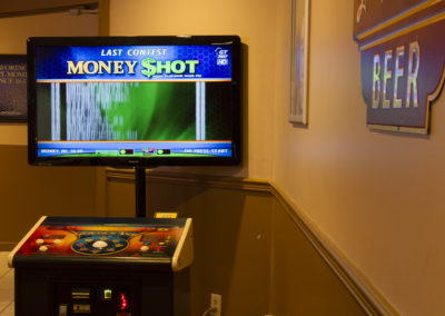 Pool Tables - Electronic Darts - Golden Tee - Slot Machine - Game Room - Video Games - HD TV