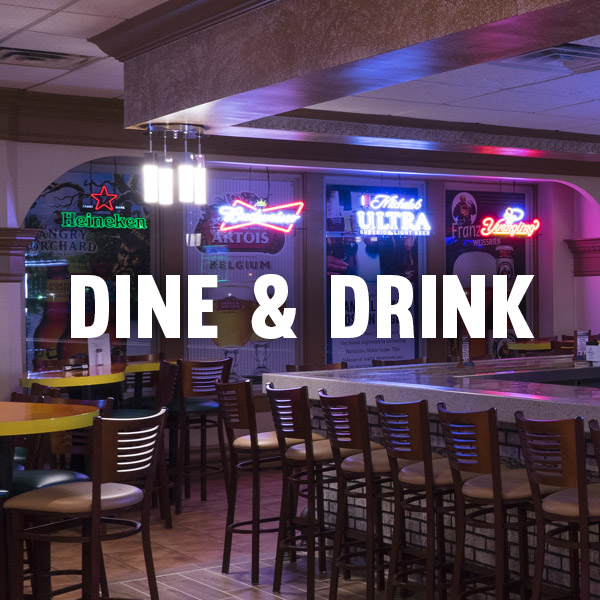 Sports Bar - Dining Room - Steaks - Burgers - Chicken - Restaurant - Harrisburg - New Cumberland - Camp Hill - Pa - Pennsylvania